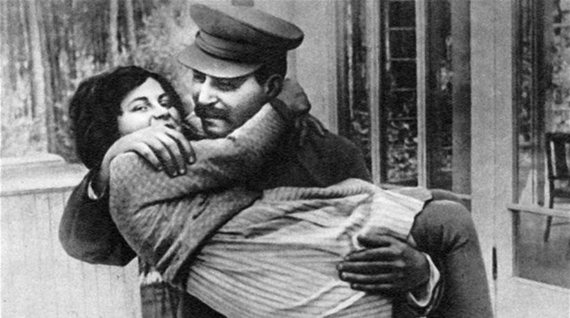 Stalinova dcéra
