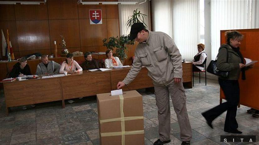 voľby, referendum, hlasovanie