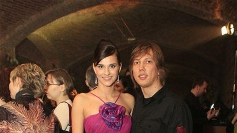 Danka Barteková a Peter Cmorik