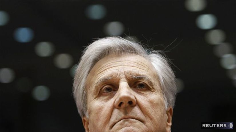 Jean-Claude Trichet, ECB