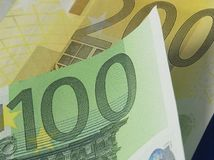 Eurobankovky, peniaze