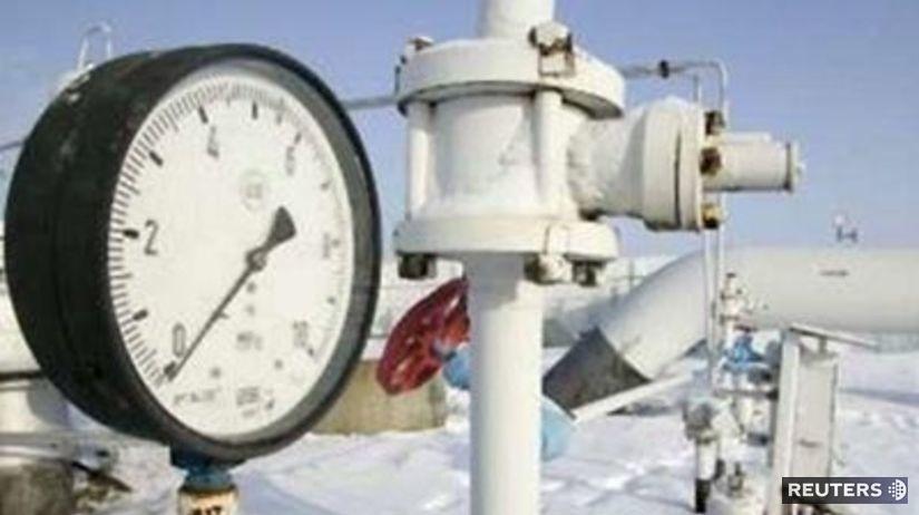 Nulový tlak plynu