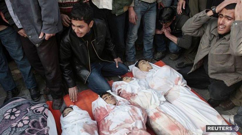 Izrael, Gaza, civilisti