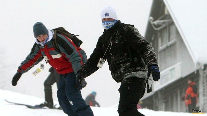 Lyžovanie, lyžovačka, lyžiar