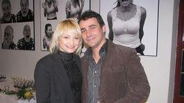Anka Šišková a Filip Tůma
