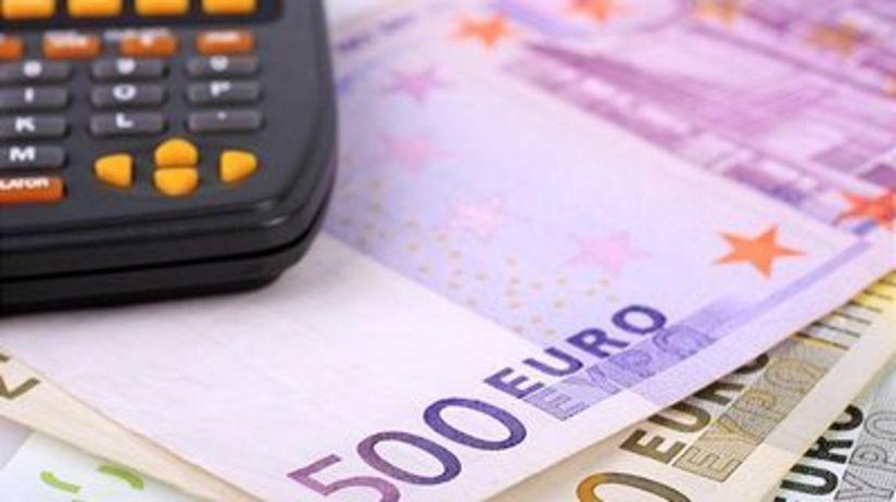 Euro, peniaze, dane