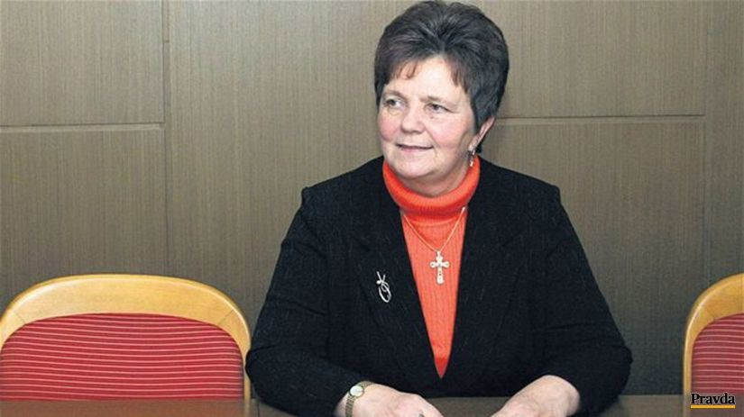 Serafína Ostrihoňová