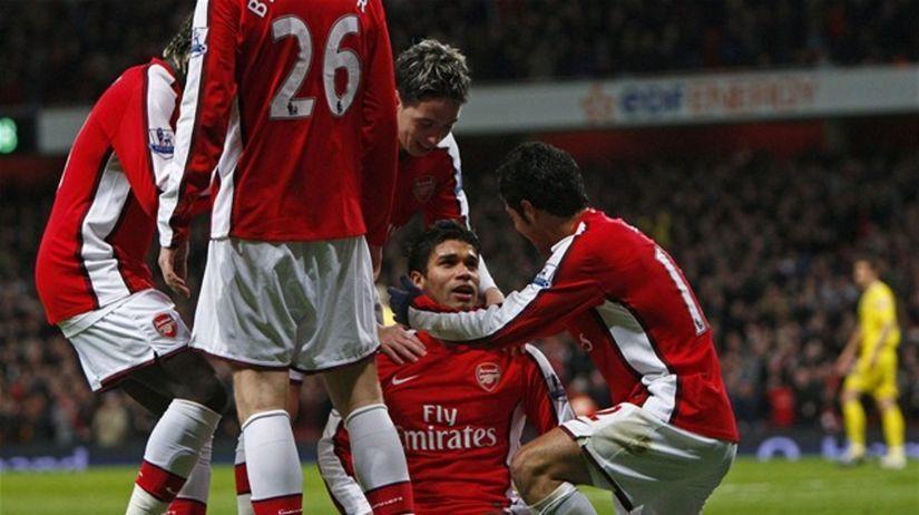 Arsenal Eduardo