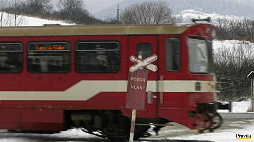 Vlak, Polomka