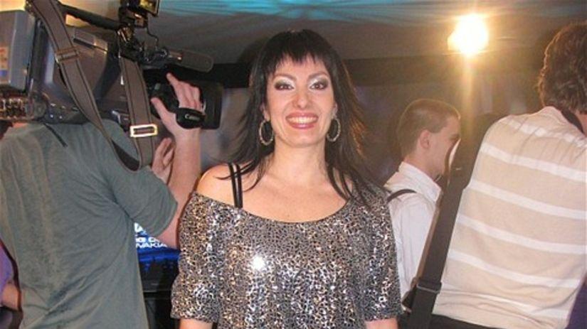 Katarína Hasprová