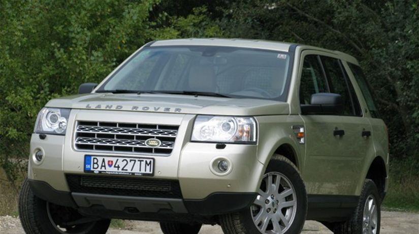 Land Rover Feelander 2