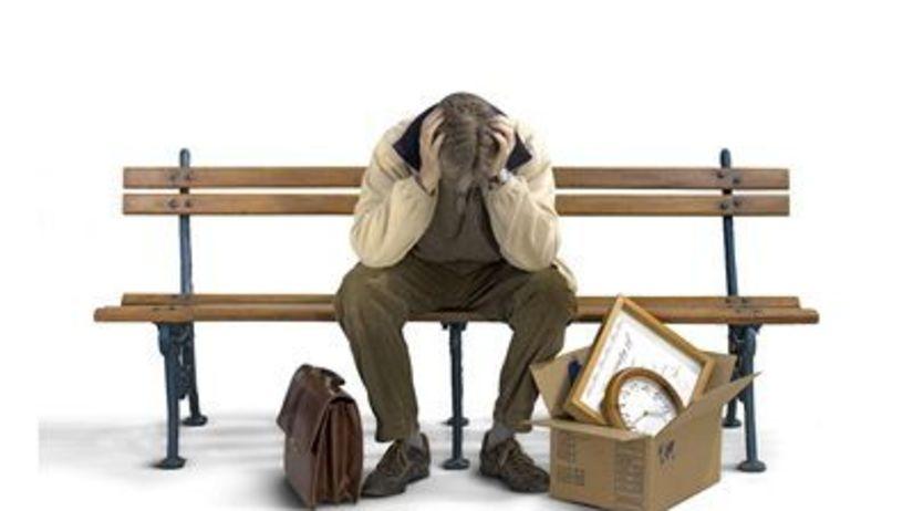 Prepúšťanie, výpoveď, práca, nezamestnaný