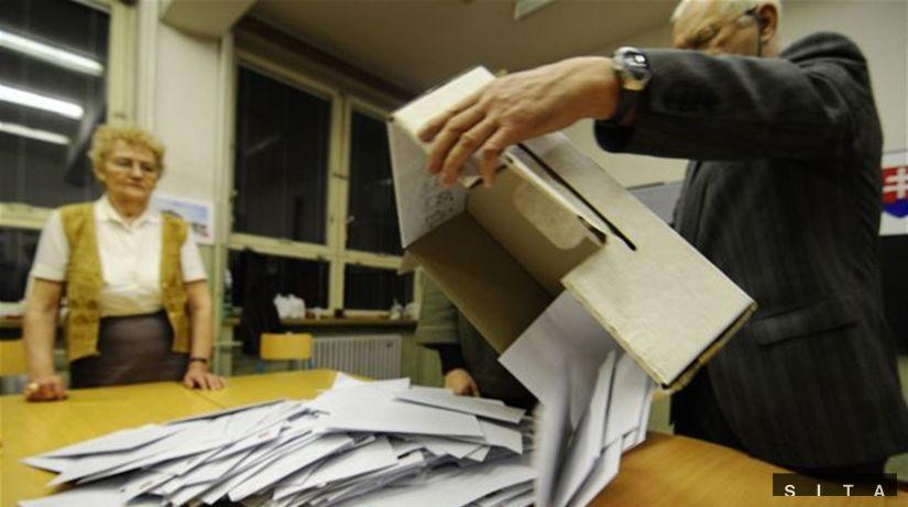 voľby, referendum