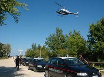 carabinieri, talianska polícia, policajti