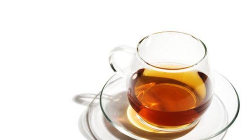 šálka čaju