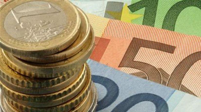 Peniaze, mince, euro