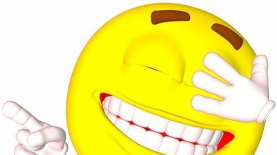 emotikon - smiech