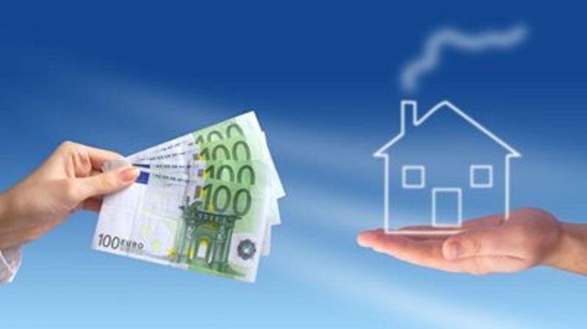 Hypotéka, dom, reality, peniaze