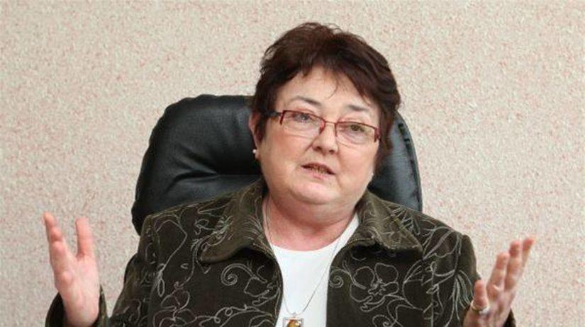 Benkovičová