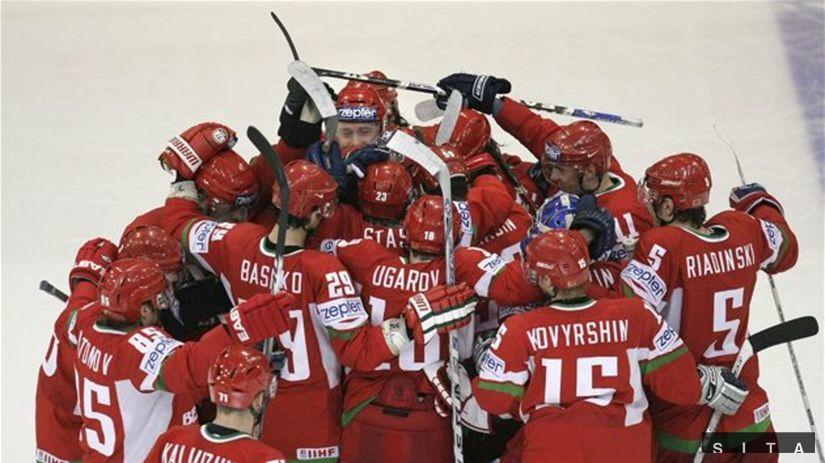 Slovensko - Bielorusko, oslava