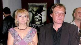 Anka Šišková a Jiří Chlumský