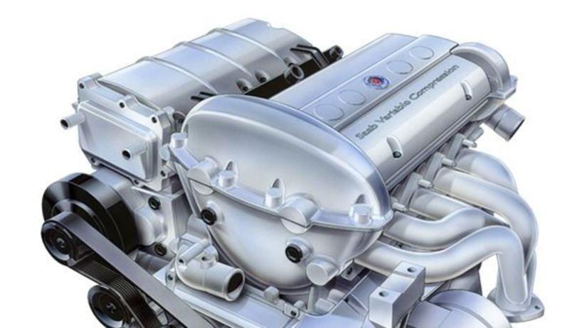 Motor Saab SVC