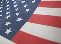 Amerika, americká zástava, vlajka, USA