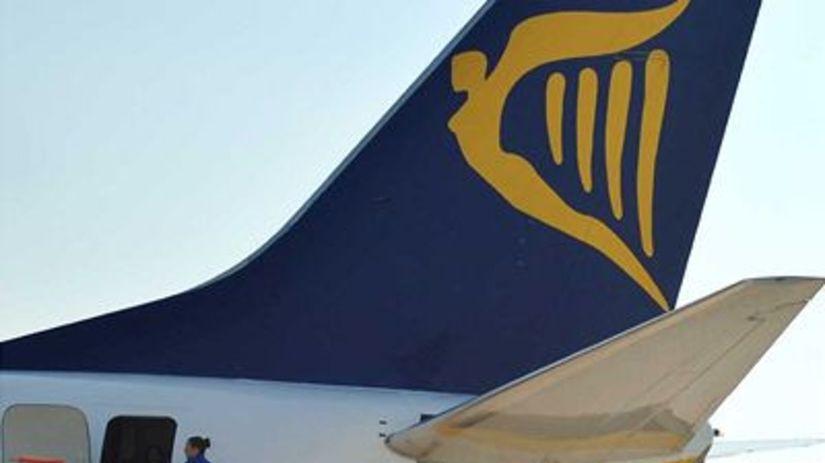 Letecký dopravca Ryanair