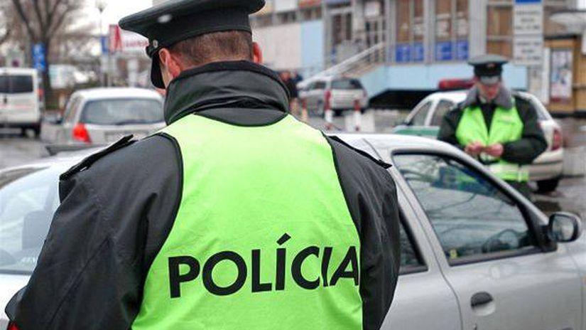 polícia, pokuta, pokuty, cestný zákon, policajt