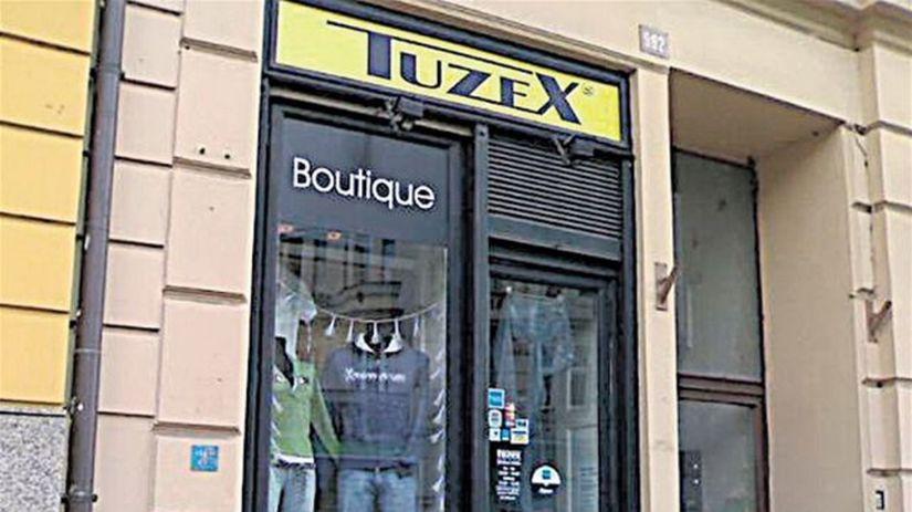 Predajňa Tuzexu