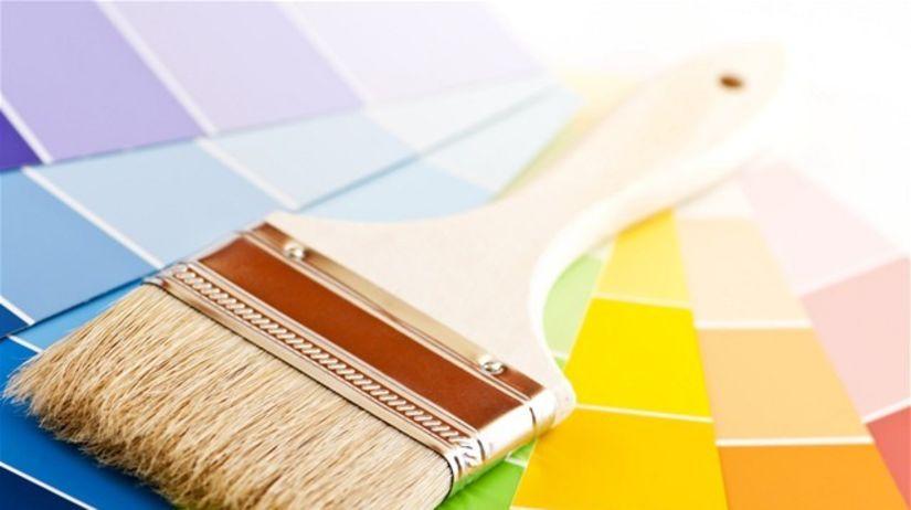 rekonštrukcia, bývanie, farby, štetec