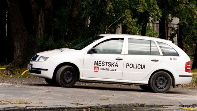 mestská polícia, mestskí policajti