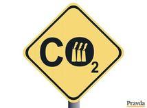 Emisie, oxid uhličitý