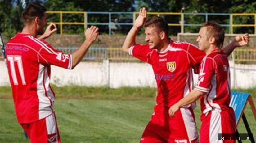 Gólová radosť futbalistov Interu Bratislava