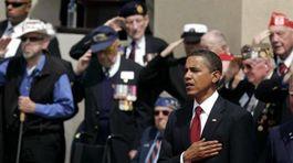 Normandia, Obama