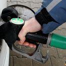 Benzín, nafta, pumpa