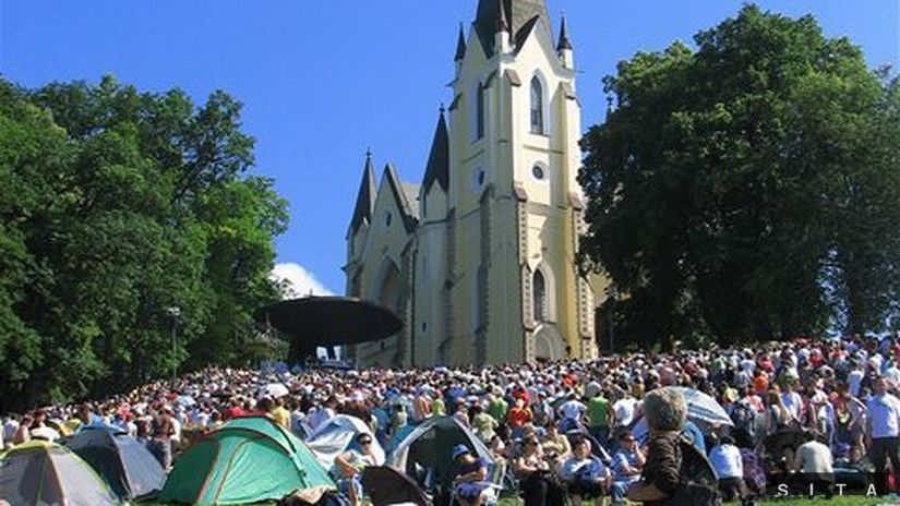 Levoča, púť, kostol