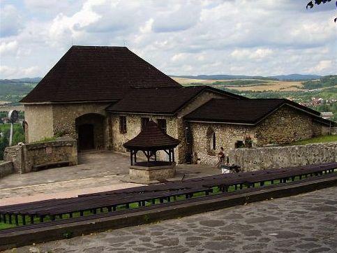 Trenčiansky hrad, studňa lásky