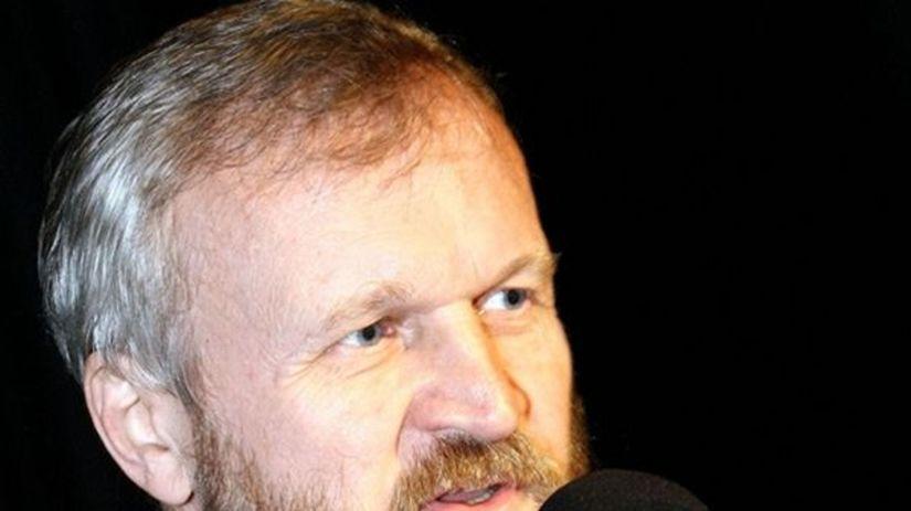 Spisovateľ a režisér Jan Novák