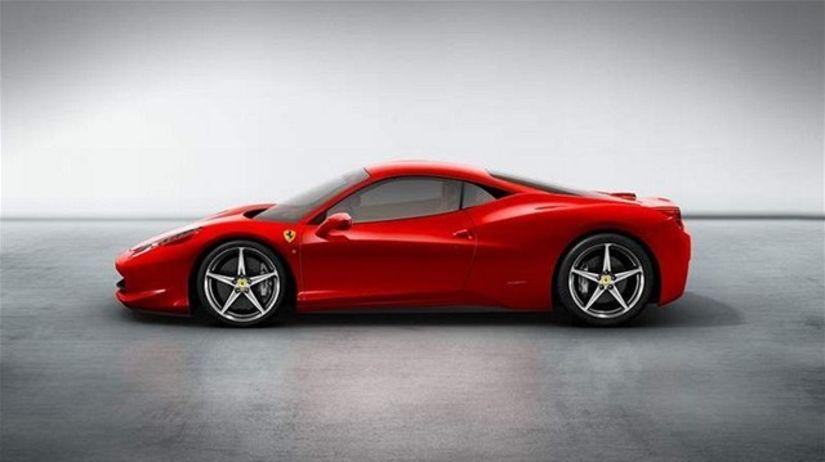 Ferrari F458 Italia