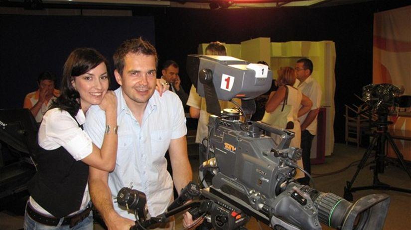 Tamara Heribanová a Gregor Mareš