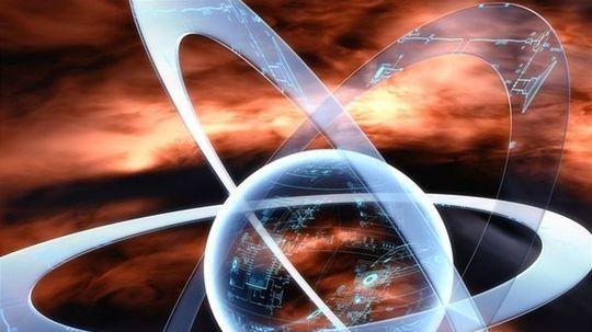 atóm, fyzika