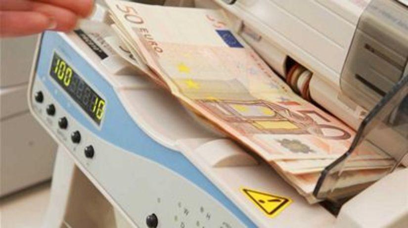 Banka, peniaze