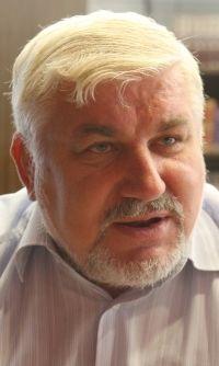 František Gahér, rektor UK