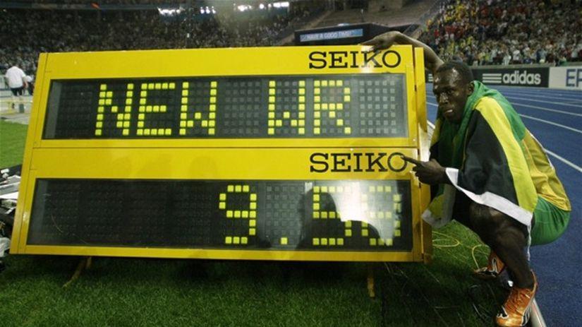 Usain Bolt, Berlín