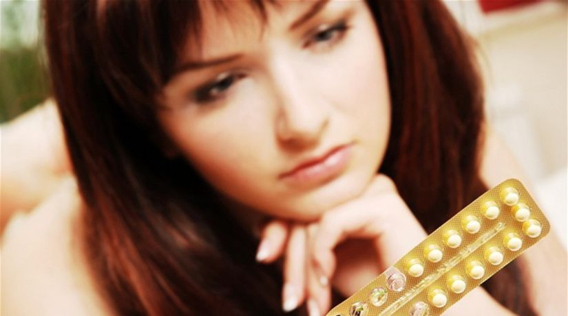 perióda - antikoncepcia - hormonálna - žena -...