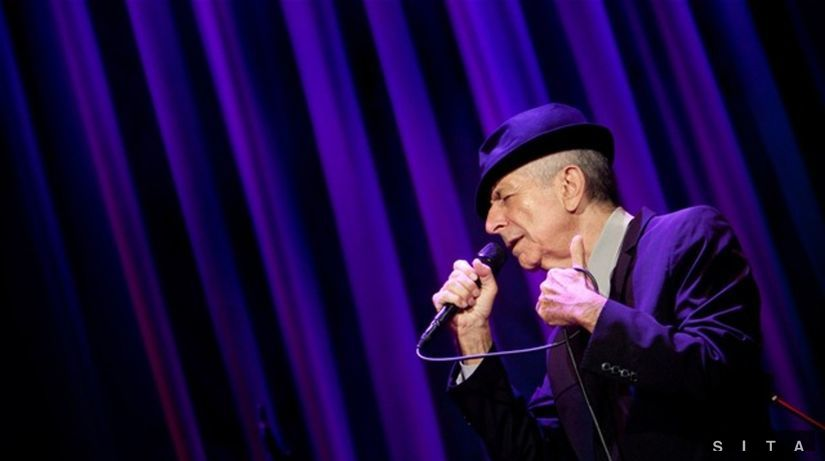 Leonard Cohen, Bratislava