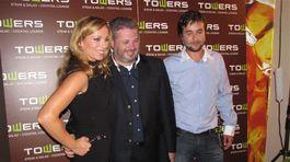 Zľava: Diana Mórová, Rastislav Antala a Vladimír Kobielsky
