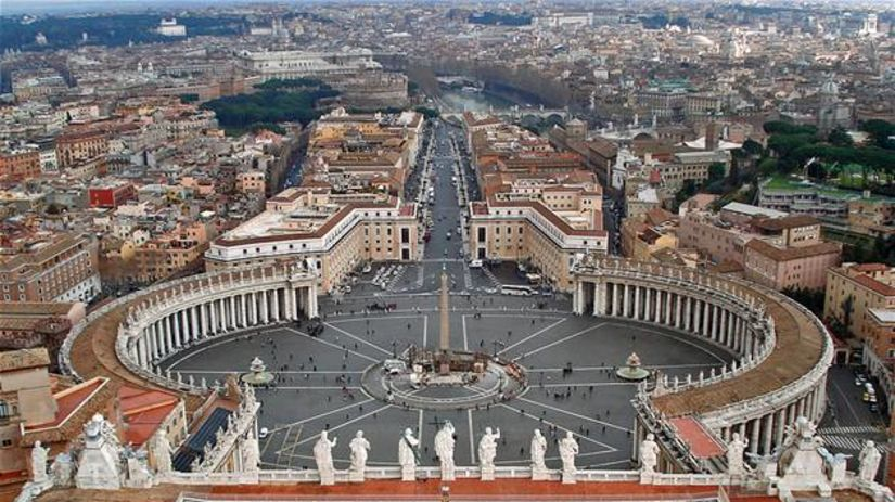 Vatikán, pápež