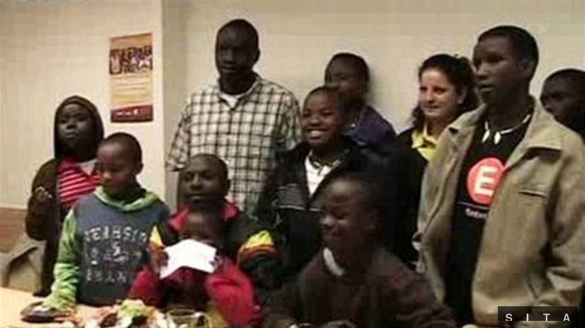 Edita bankrka z Kene: Poiiava peniaze enm v Afrike